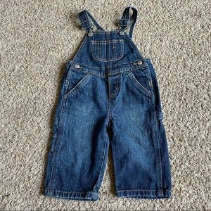 Levi's Overalls size 12 Months
